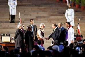 Spot The Real Narendra Modi