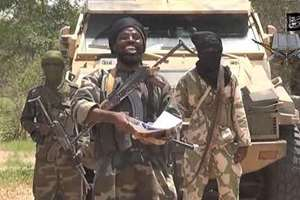 """Nigeria's Boko Haram declares the formation of Islamic caliphate in Nigeria's northeast. Leader Abubakar Shekau threatens to """"kill all pagans without pity""""."""