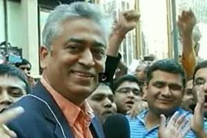 #?IStandWithRajdeep And Yes I Stood With Rajdeep Sardesai