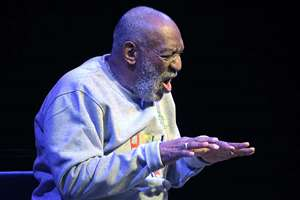 Comedian Bill Cosby performs at the Maxwell C. King Center for the Performing Arts, in Melbourne, Florida. Performances by Cosby in Nevada, Illinois, Arizona, South Carolina and Washington state have been canceled as more women come forward accusing the entertainer of sexually assaulting them years ago.