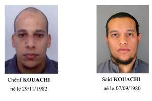 Portraits Of Terrorists As Young Men