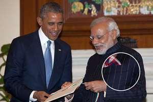 Modi Ji's Mourning Wardrobe