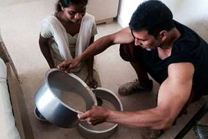 @akshaykumar on twitter: Today's #Holi made extra special with some thandai made by yours truly :) Happy Holi everyone, be safe.
