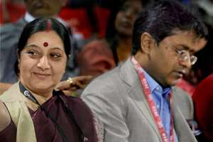 Eight Things We Learnt About L'affaire Sushma Swaraj