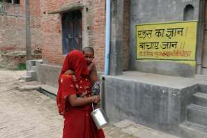 A Pocket Of Forlorn Villages In Fatehpur District Rues A City Disease