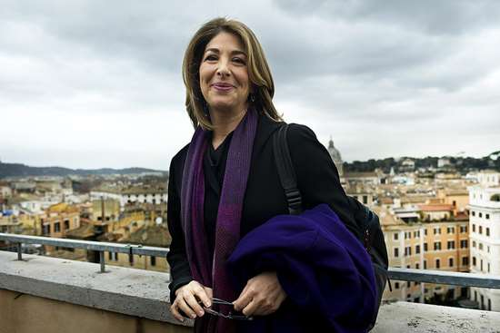 Climate Change Action Must Tackle Inequality :   Naomi Klein, Canadian author, social activist, and filmmaker