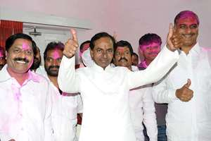 I Will Teach Media a Lesson, Bury Them 10 Feet Under The Earth: KCR