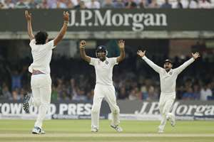 India Beat England at Lords After 28 Years